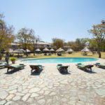 Hwange Safari Lodge - pool