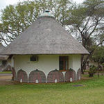 Skukuza Rest Camp - hut accomodation