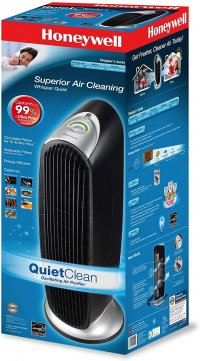 Honey Well Air Purifier HFD 120 Quiet Clean Tower Air Purification
