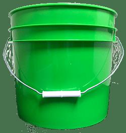 3.5 gallon pail lime green