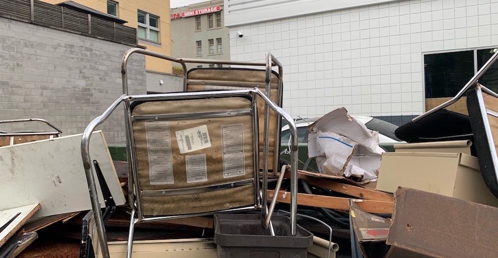Dumpster Strorage Facility