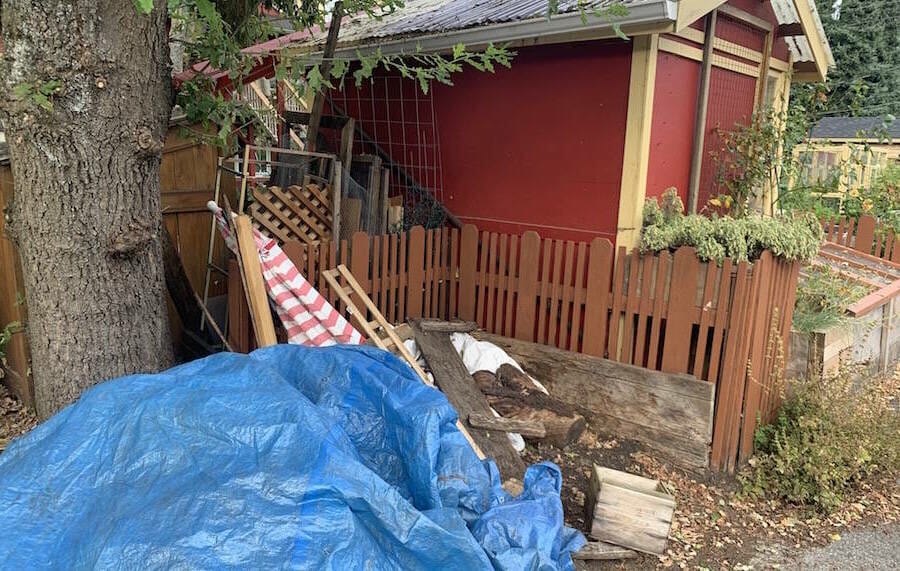 Dumpster for Garden Waste Winnipeg