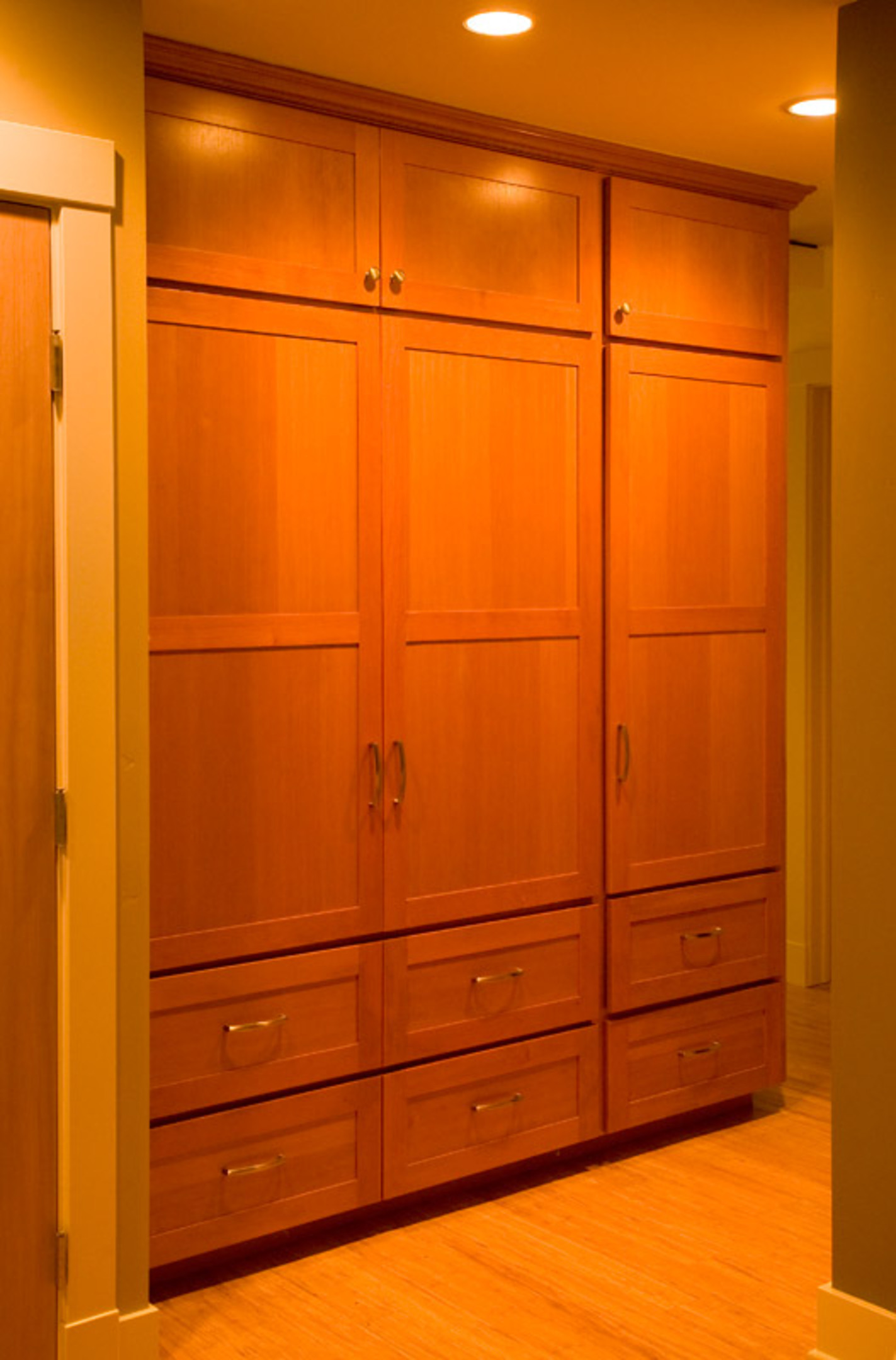 hickory shaker style kitchen cabinets green furniture affordable custom - showroom