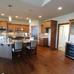 Craftsman Style Kitchen Hardware Cabinet Options Affordable Custom Cabinets - Showroom