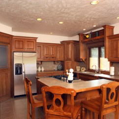 Craftsman Style Kitchen Hardware Indoor Grill Affordable Custom Cabinets Showroom