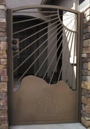 Ornamental Iron Gates Affordable Fence Amp Gates