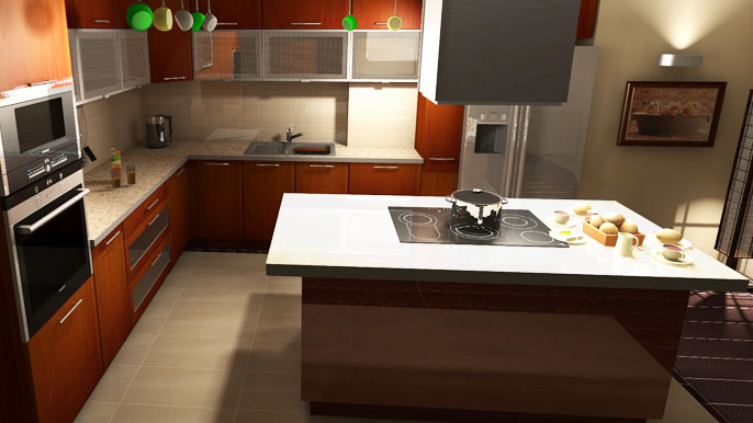 best countertops for kitchen painted tables sun marble affordable granite practically maintenance free engineered quartz are stain acid scratch heat and impact resistant thanks to their non porous surface