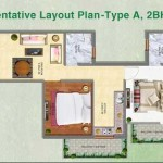 Affordable Housing Gurgaon Sector 70a 2BHK TYPE-A