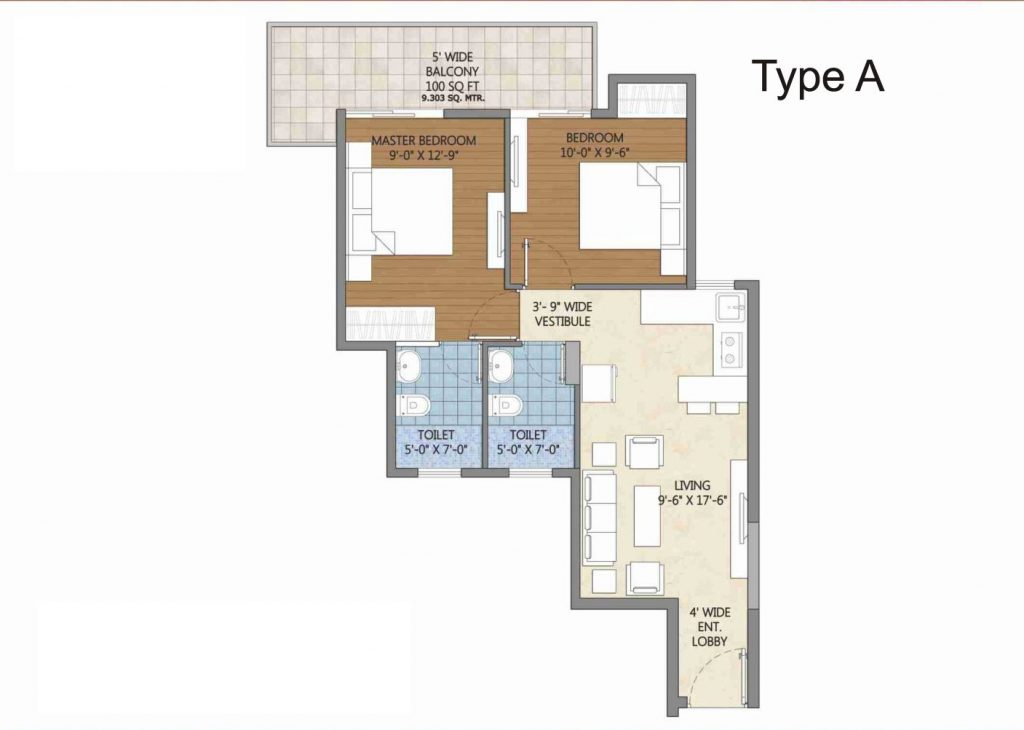pivotal Sector 84 Floor Plan