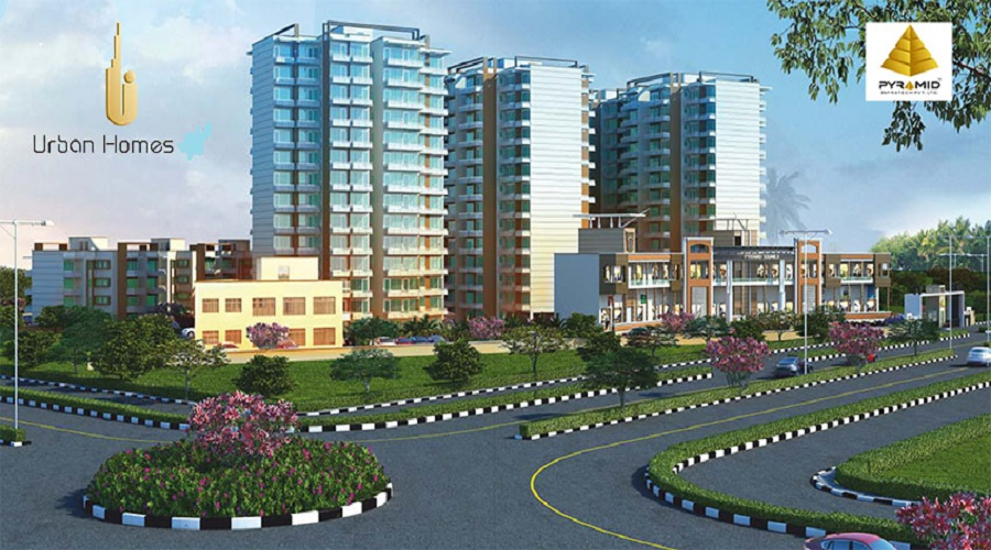 pyramid urban homes Sector 70A Gurgaon