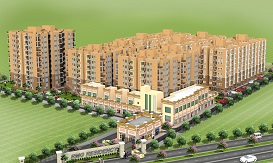 Ninex Rmg Rresidency Sector 37d Gurgaon Haryana Affordable Housing Project