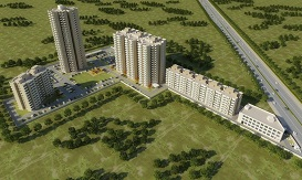 Osb Expressway Sector 109 best flats in Gurgaon