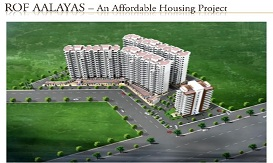 ROF aalayas sector 102 hot property in gurgaon