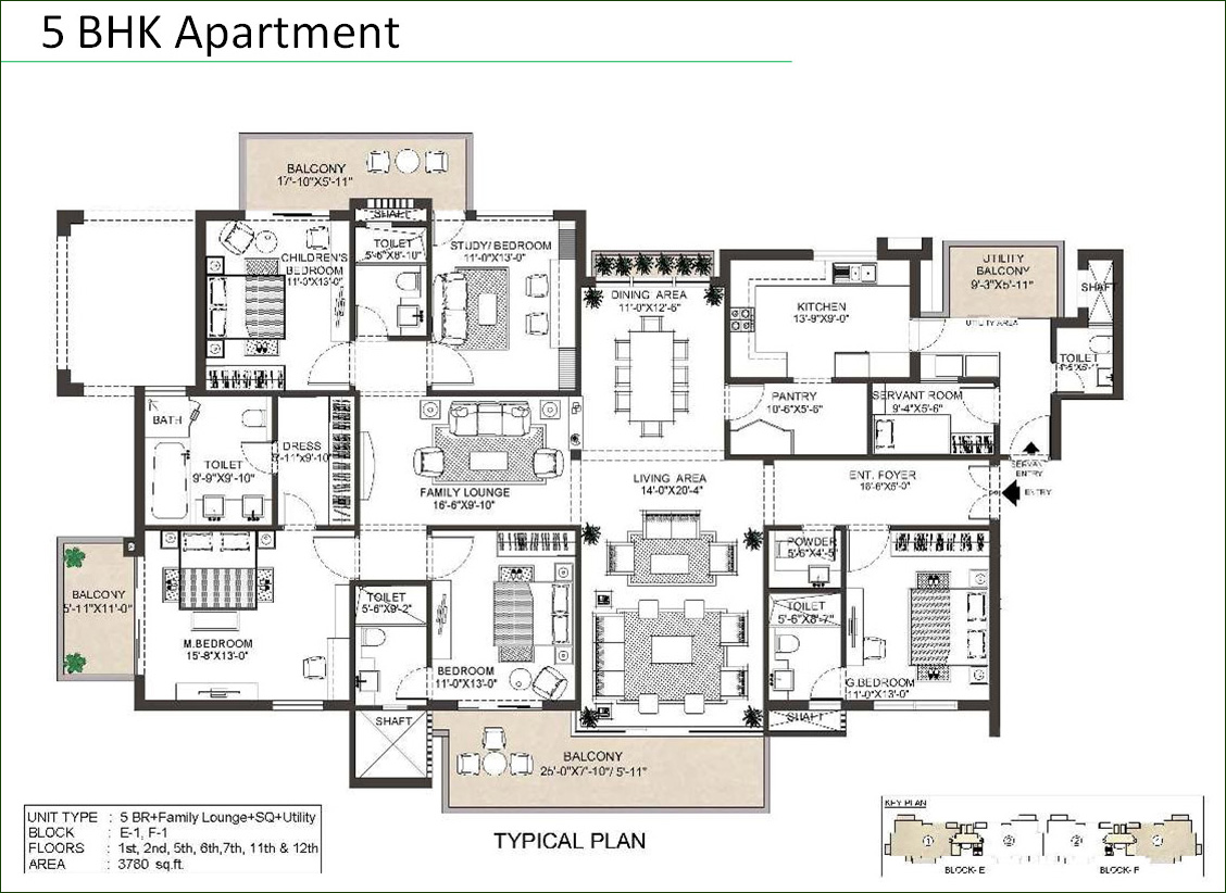 India bulls enigma 5 bhk apatment floor 3780