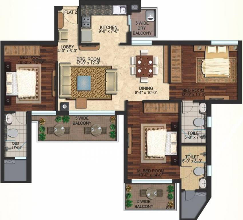 Mapsco Mount ville floor plan