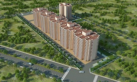 rof sector 80 1 bhk Flat in Gurgaon