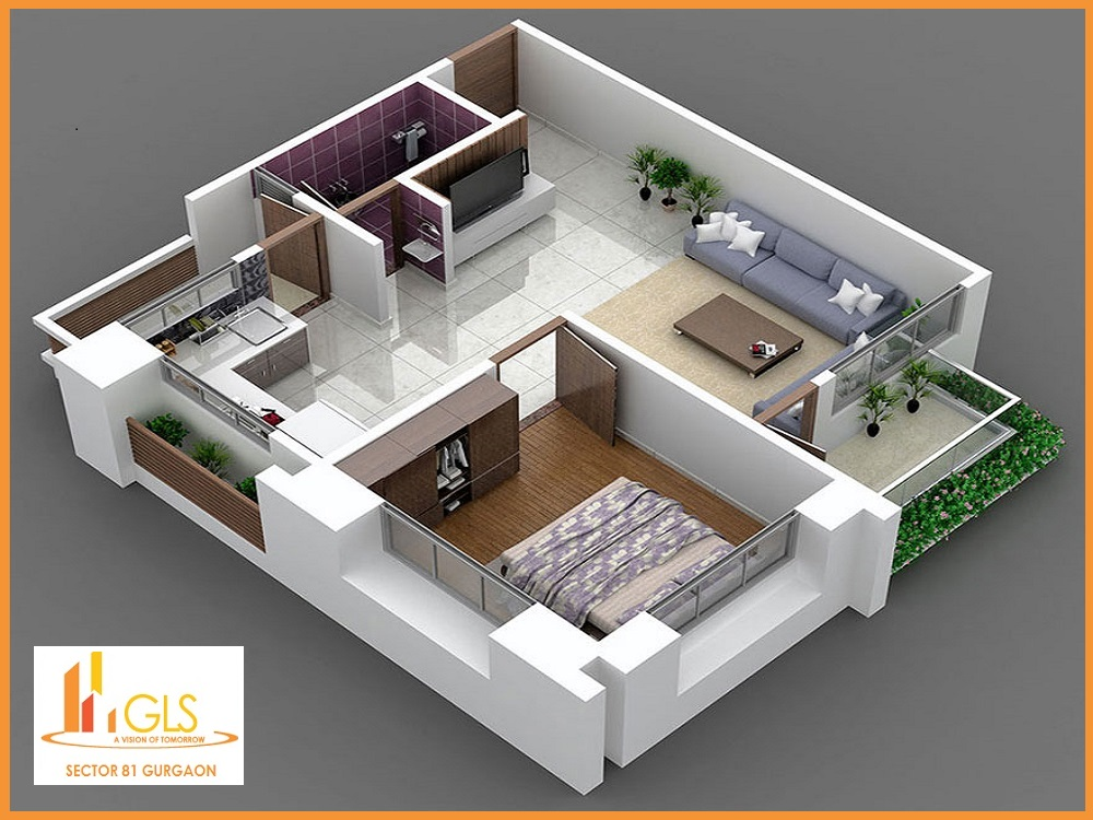 affordable housing project in sector 81 gurgaon floor