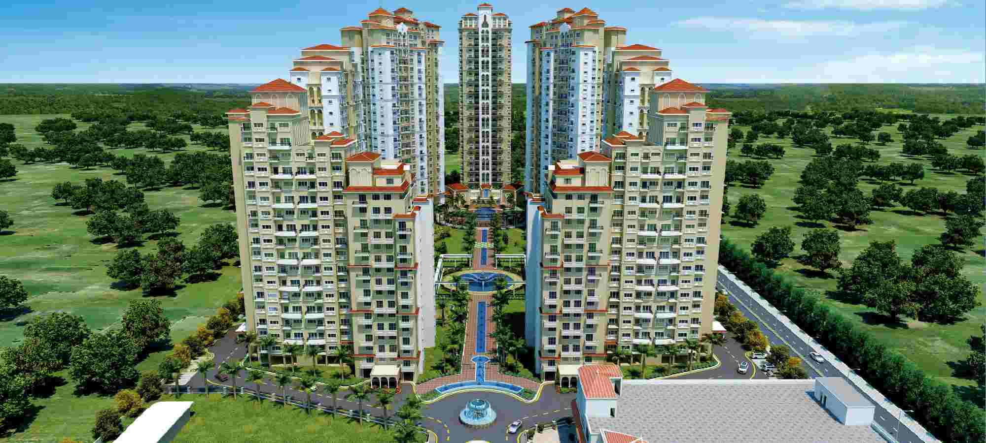 Dlf New Town Heights 3 Sector