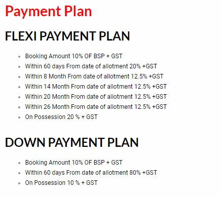 gls crown avenue payment plan