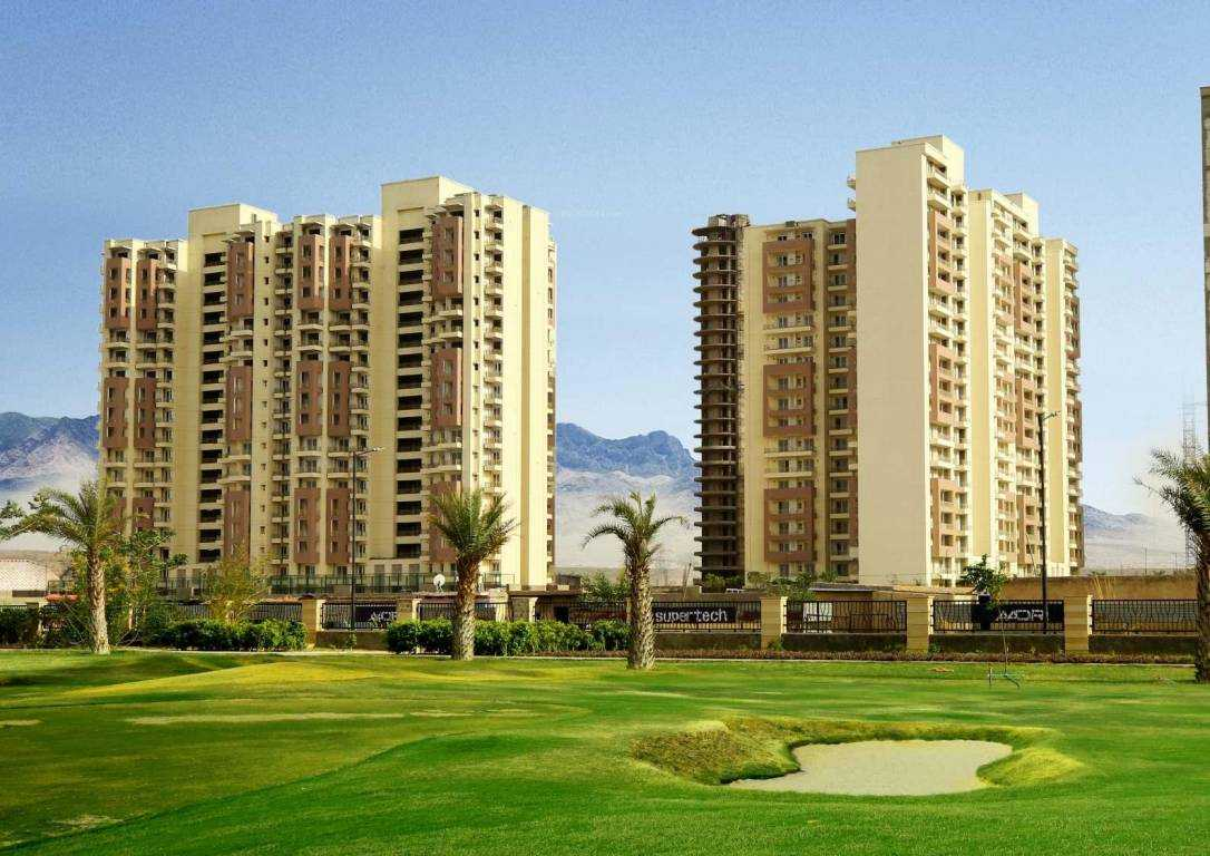 Supertech the valley sector 78 Gurgaon elevation