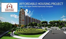 agrante kavyam Affordable Housing Gurgaon elevation