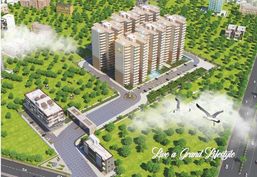 small banner PYRAMID HEIGHTS affordable housing in gurgaon