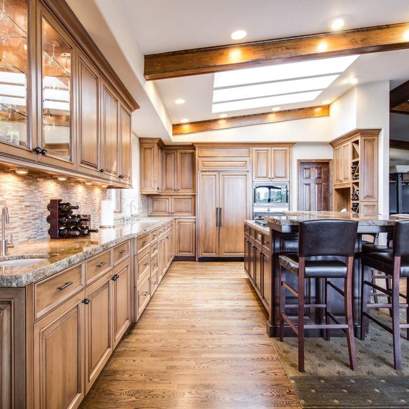Cabinet Refacing: Cabinet Refinishing New Jersey