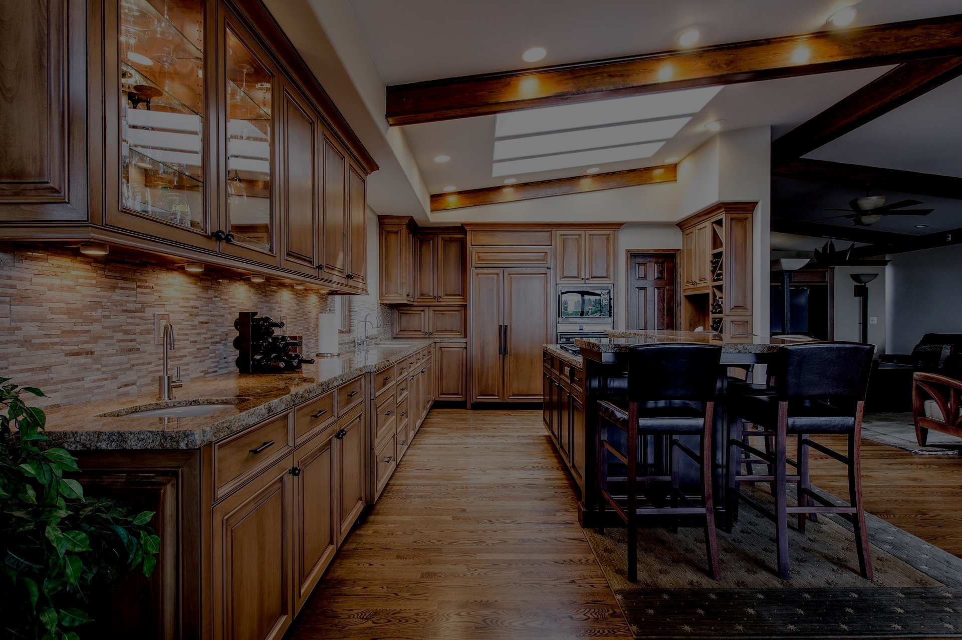Cabinet Refacing & Kitchen Remodeling