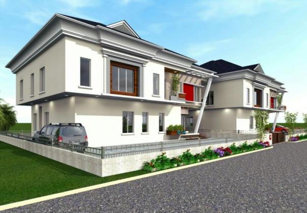 5 bedroom detached duplex victory park estate - affordable lekki homes
