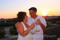 Outer Banks Weddings photo by ARTZ MUSIC & PHOTOGRAPHY / affordableOBXweddings.com.