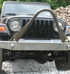 elite stinger front bumper jeep cj yj tj lj 54 06 affordable offroad [ 2048 x 1536 Pixel ]