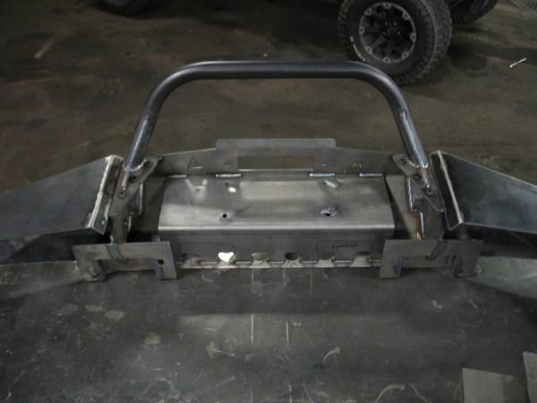 Elite Ford Ranger Modular Plain Front Winch Bumper 1998