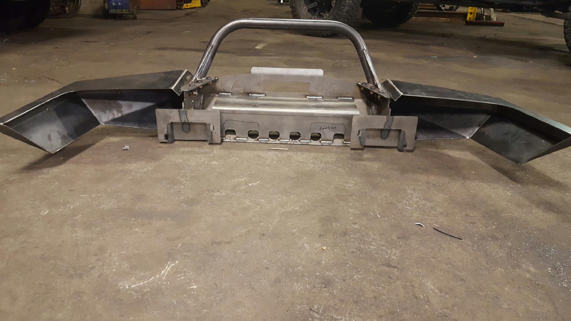 hight resolution of home ford ranger ford bronco ii elite ford ranger modular plain front winch bumper 1998 2011