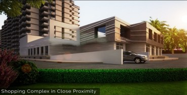 Pareena Laxmi Shopping Complex