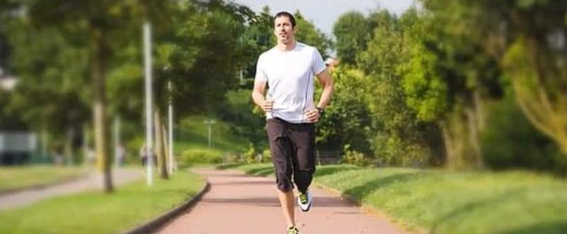 500 meter peripheral jogging track