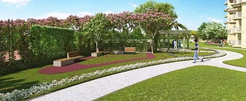 outdoor sitting area signature global golf green