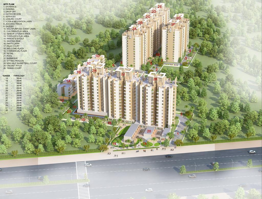 Imperia Aashiyara Sector 37C Gurgaon