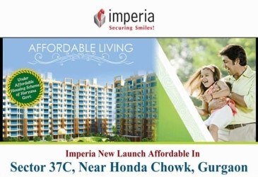 Imperia Aashiyara Affordable Sector 37C Gurgaon