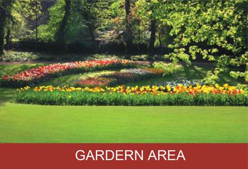Gardern Area