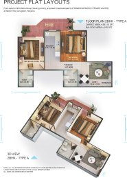 Fusion-2BHK-Type-A