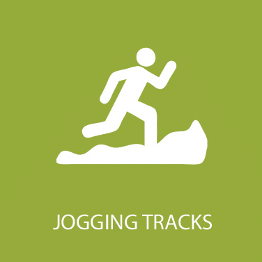 Jogging-Tracks Ekam Homes