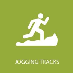 Jogging-Tracks Ekam Homes