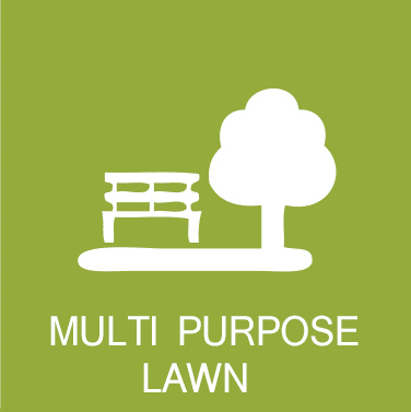 Multi Purpose Lawn Ekam Homes