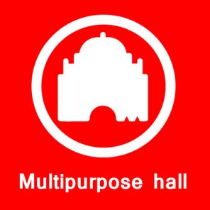 Multipurpose hall Signature Premum Floors