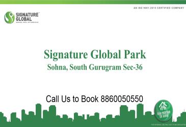 Signature Global Park Sector 36 Sohna