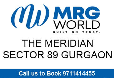 MRG World The Meridan Sector 89 Gurgaon