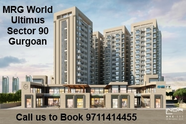 Mrg World The Ultimus Affordable Sector 90 Gurgaon
