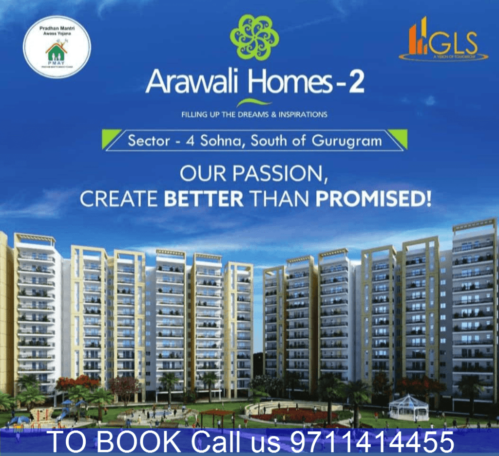 Gls Arawali Homes 2 Sector 4 Sohna