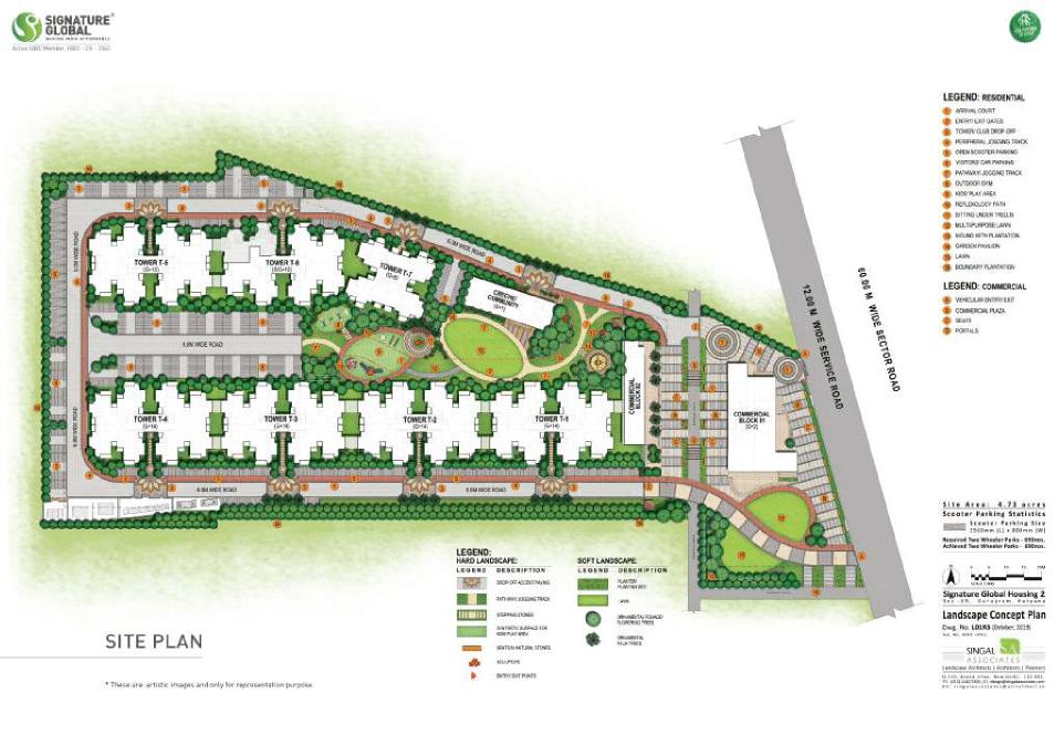 Site Plan Proxima 2