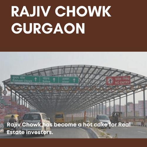 Rajiv Chowk Gurgaon